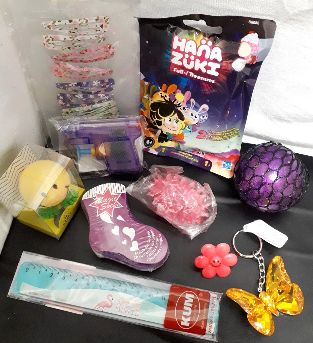101308 L.O.L. Spielsachen Mitgebsel Set 10tlg.für Mädchen