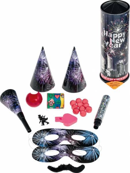 170031 Tischbombe Happy New Year Megatischbombe Kat.F1