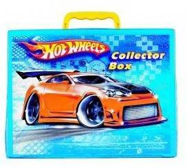 240012 HOT WHEELS SAMMEL KOFFER 48
