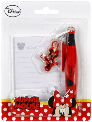 240415 NOTIZ SET MINNIE MOUSE