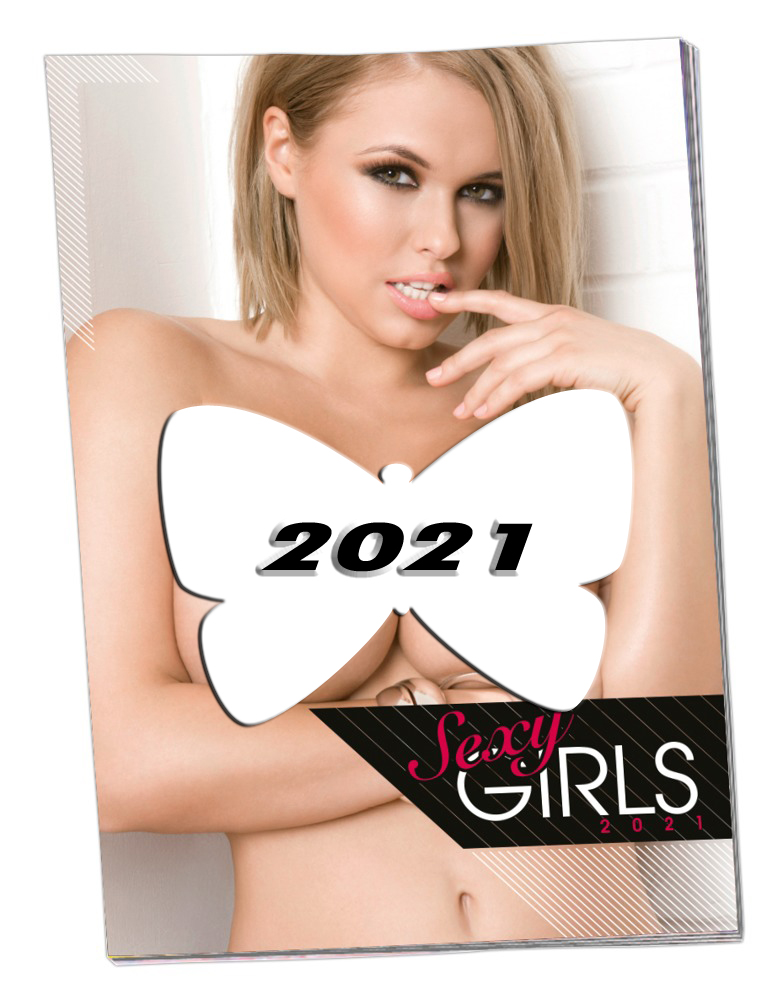 21600 PIN UP KALENDER HOT GIRLS 2020