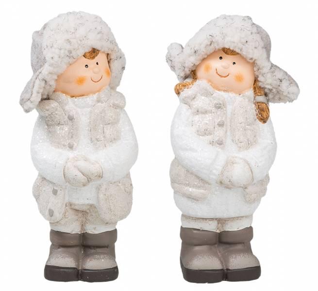 260072 Winterkind Junge / Mädchen